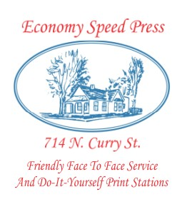 Economy Speed Press